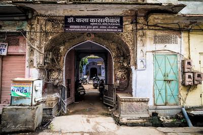 Jaipur, the pink city