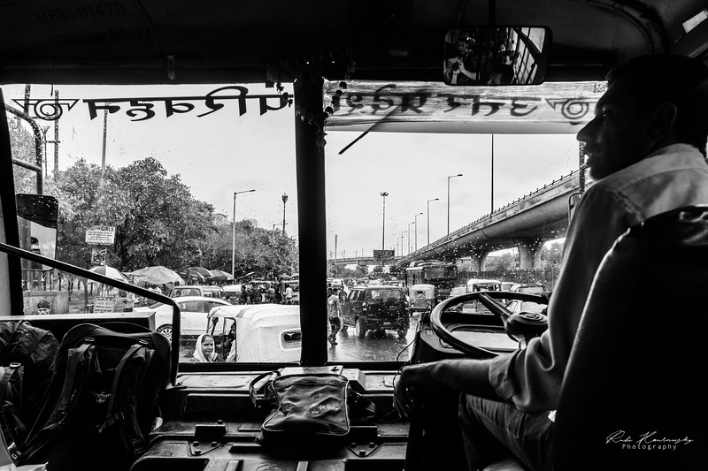 Indian bus