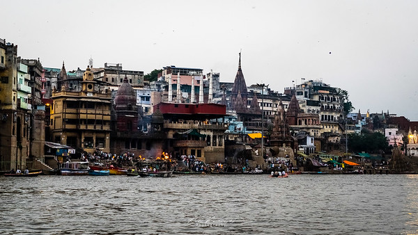 Ghat of Varanasi