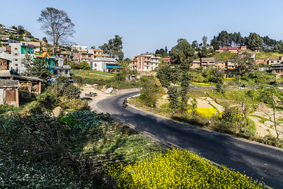 the villages of nepal