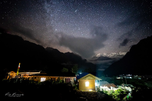 A night in Timang