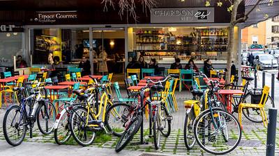 Street photo Grenoble