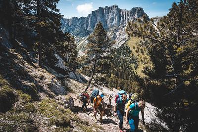 Bivouac-Gd voie Mont Aiguille 21 mai 2020  IMA02130