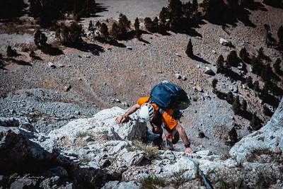 Voie normale Mont Aiguille