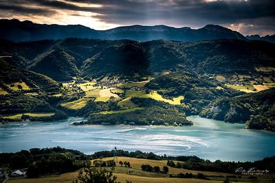 Lac du Monteyard