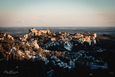 Chateau des Baux de provence