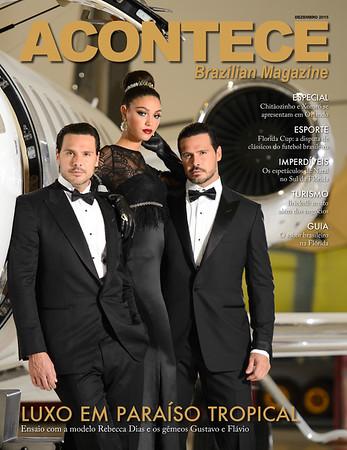Acontece Magazine Cover