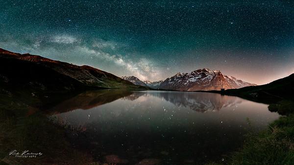 Milkyay lac du Pontet