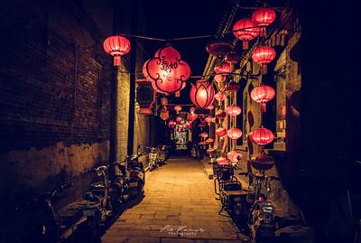 Dans les rues de Pingyao