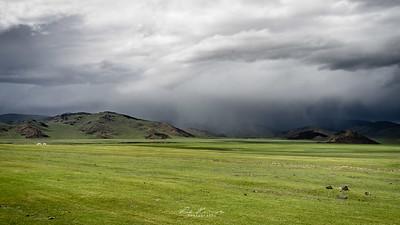 Perdu en Mongolie