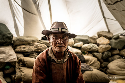 Tachungtse camp