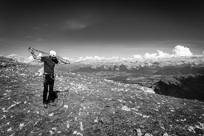 Bivouac-Gd voie Mont Aiguille 21 mai 2020  IMA02194