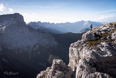 Grande voie Mont aiguille