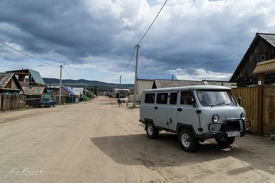 les van russes du lac baikal