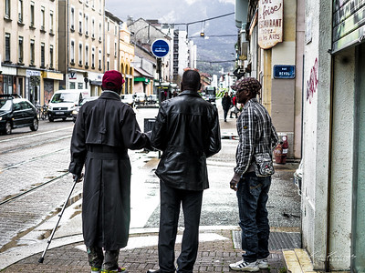 Street photo Grenoble