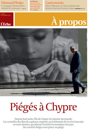 De Tijd/L'Echo Belgium