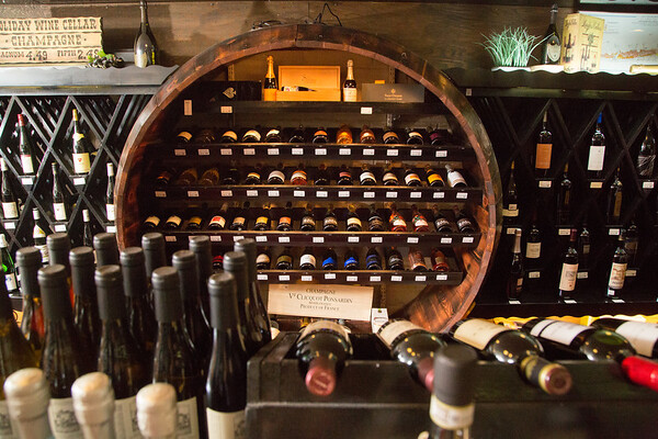 Holiday Wine Cellar 8.8.2015