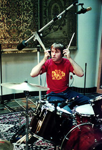 Recording in Southern California Photo by Dale Bryson
