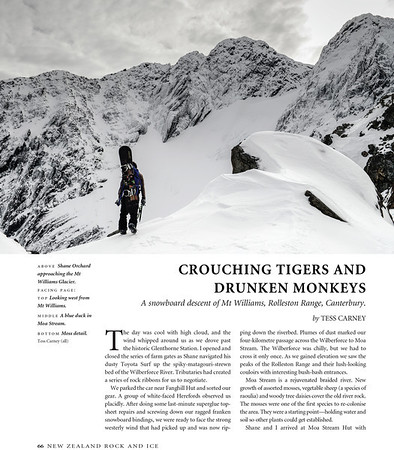 New Zealand Alpine Journal