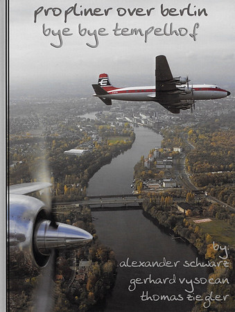 Book: Propliner over Berlin