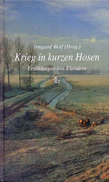A kind of seventeenth century feeling has this cover photo. The picture actually shows Holland in winter, not Flanders.