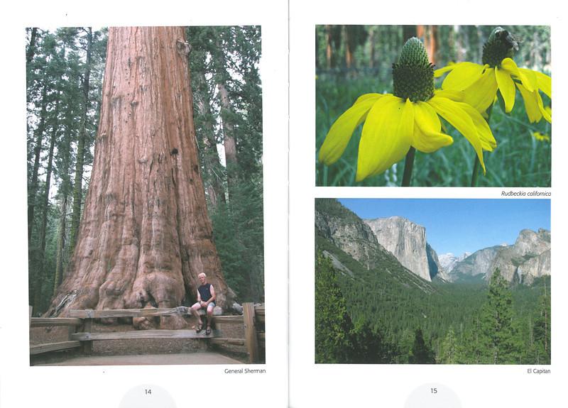 De flora en fauna van Zuidwest America. NRV. Folium Alpinum 107, Augustus 2012 pag.14-15