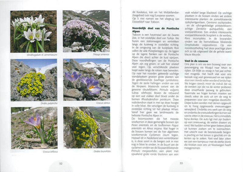 Een voorjaarsronde door Noordoost-Turkije (NRV No 98 Februari 2010) p. 32 - 33