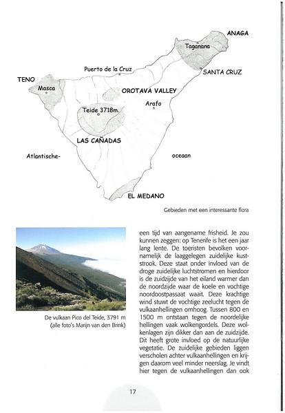 Tenerife, Christmas and Newyear planthunting  (NRV No. 94 Februari 2009 p. 17)