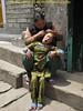 Fleying, Namche Bazaar 3450m-Phakding 2650m