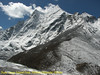 Base camp Island Peak 5000m-Deboche 3650m