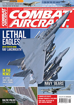 Combat Aircraft Monthly