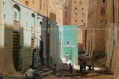 GRASDUINEN (Holland): Yemen - the Power of the Desert (cultural-historical feature)