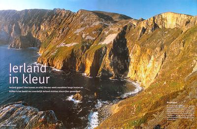 GRASDUINEN (Holland): Ireland in colour (nature feature)