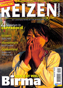 REIZEN (Holland): Burma - can it be done? (round trip feature)