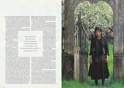 WEEKEND KNACK (Belgium): Rural Romania (cultural-historical feature)