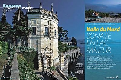 PLEINE VIE (France): Sonate en Lac Majeur (cultural-historical feature)