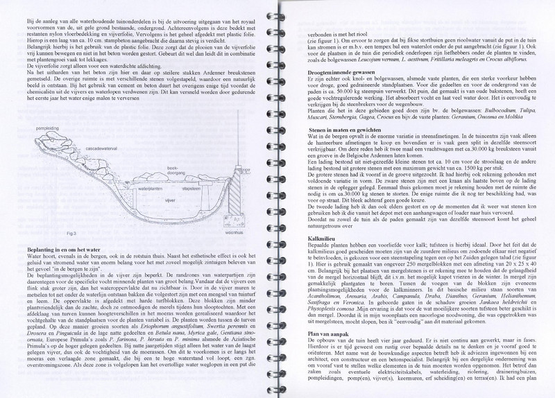 Nederlandse Internationale Rotstuin Conferentie 3 (nrv conferentieNL.4 2005)