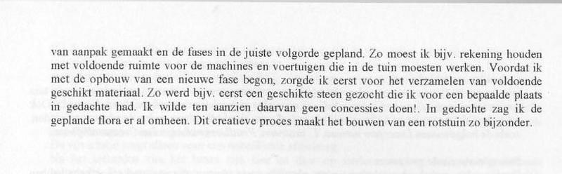 Nederlandse Internationale Rotstuin Conferentie 4 (nrv conferentieNL.5 2005)