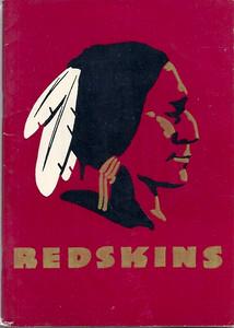 1948 Redskins Press Guide