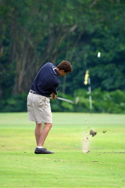 FAU Golf Men 2003-Jan-18- 248
