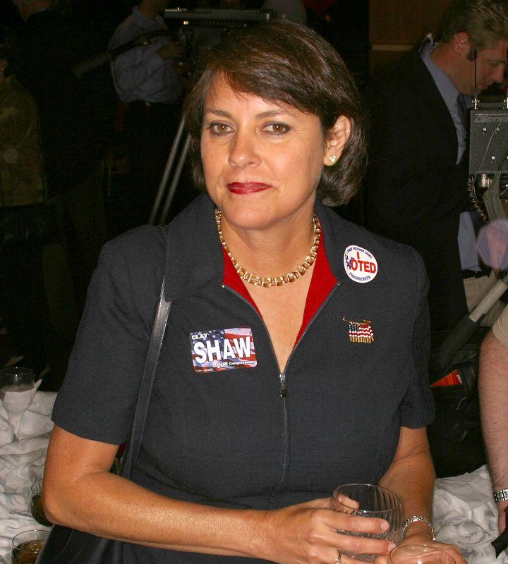 E Clay Shaw Election Night Nov 2002 005