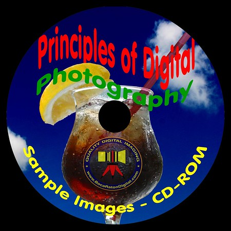 CD-ROM Sample Images Artwork Cover