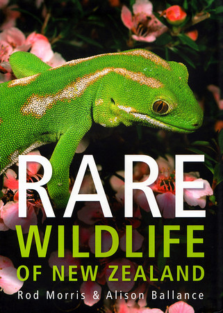 One hundred endangered NZ birds, reptiles, fish, mammals and plants. Provides a snapshot of the critical state of New Zealand's biodiversity.   RRP NZ $49.95  ISBN 978-1-86941-912-7