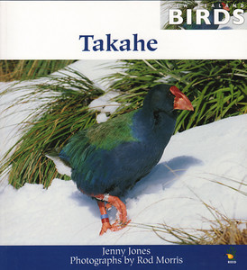 'New Zealand Birds: Takahe' is a fantastic gift for intermediate readers (age 8+) and can be purchased directly from us for $34.99 (+P&P). For more information contact the Production Manager at info@rodmorris.co.nz.