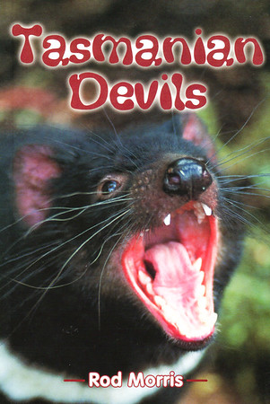 Written and photographed by Rod, this title introduces a fierce little animal with a big mouth - the Tasmanian Devil. Meet some of its marsupial neighbours on the Australian Island of Tasmania. This is one title in a guided reading series of 96 chapter books for children aged 7-11.  A signed copy of Tasmanian Devils can be purchased directly from us for $24.99 (+P&P). For more information please contact the Production Manager at info@rodmorris.co.nz