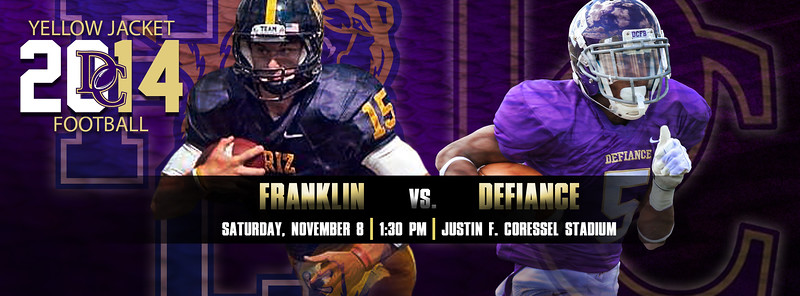 2014-11-08 Franklin at Defiance