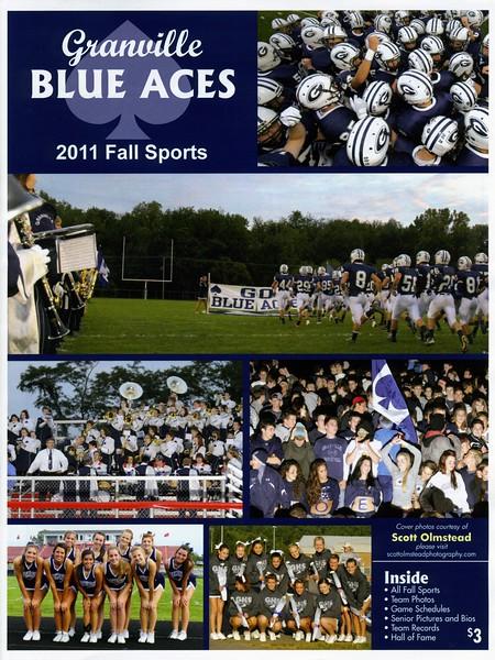 2011 Granville Fall Sports (C)