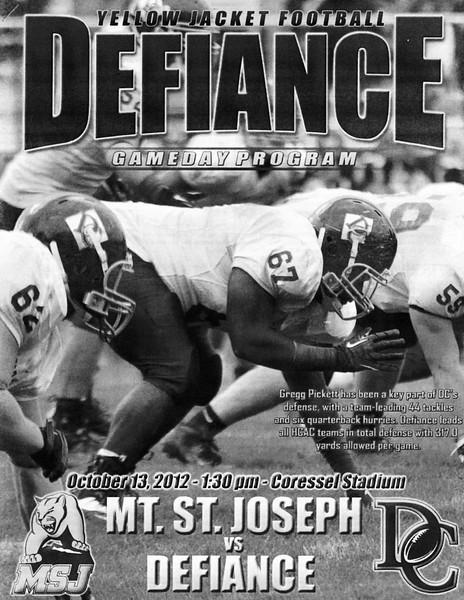 2012-10-13 Mount Saint Joseph at Defiance