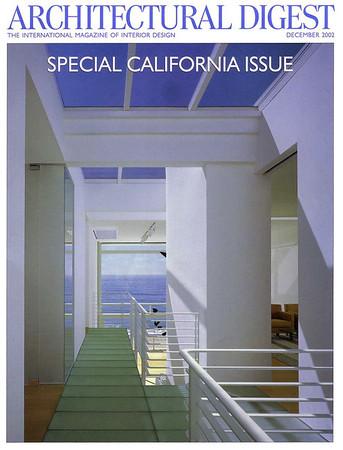 Architectural Digest 2002