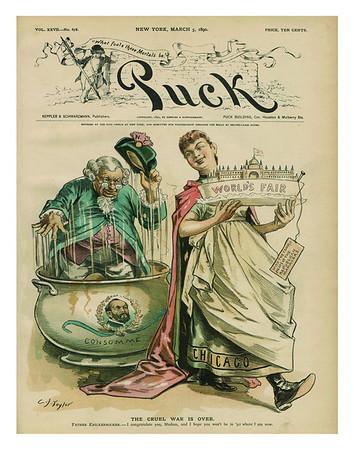 Puck Magazine | March 5, 1890